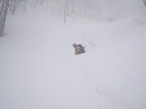 バックカントリー(雪地獄)