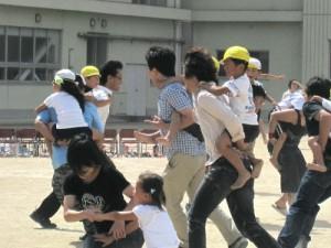 2009中村町保育園運動会
