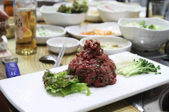韓国旅行 ソウル 食