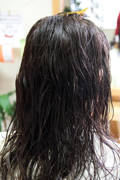 縮毛矯正 ゆるいクセ毛
