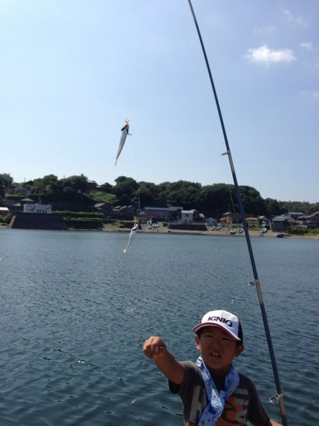 福井県 三国 釣り