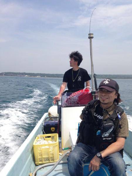 石川県 ジギング 青物 オフショア