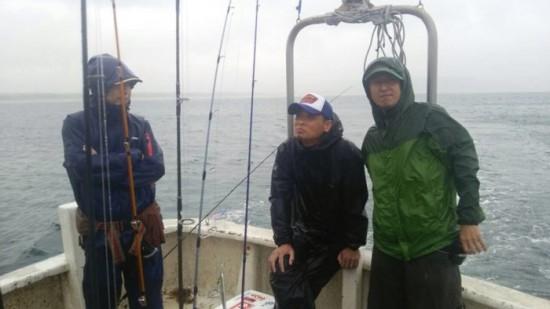 オフショア 釣り 石川県金沢市