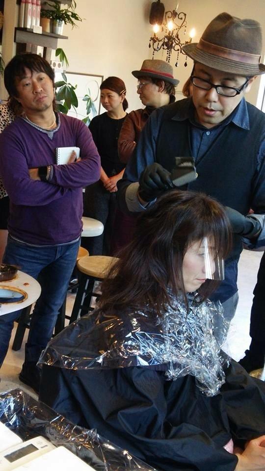 石川県 痛まないヘアカラー 塩基性ヘアカラー