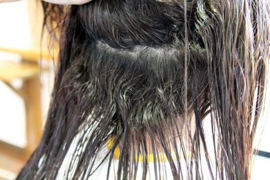 最新縮毛矯正 癖毛 ストレートパーマ チリチリ