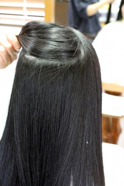 縮毛矯正 ストレートパーマ ダメージ矯正 GMT縮毛矯正